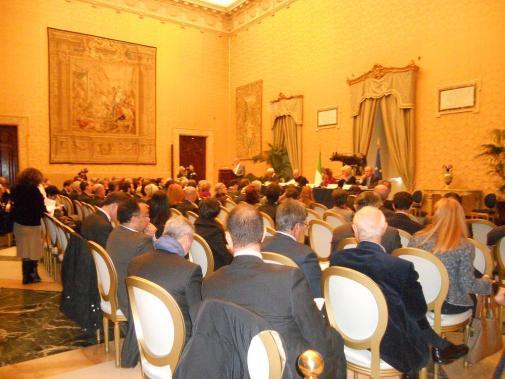 Presentato oggi il rapporto della camera dei deputati sull for Video camera dei deputati oggi